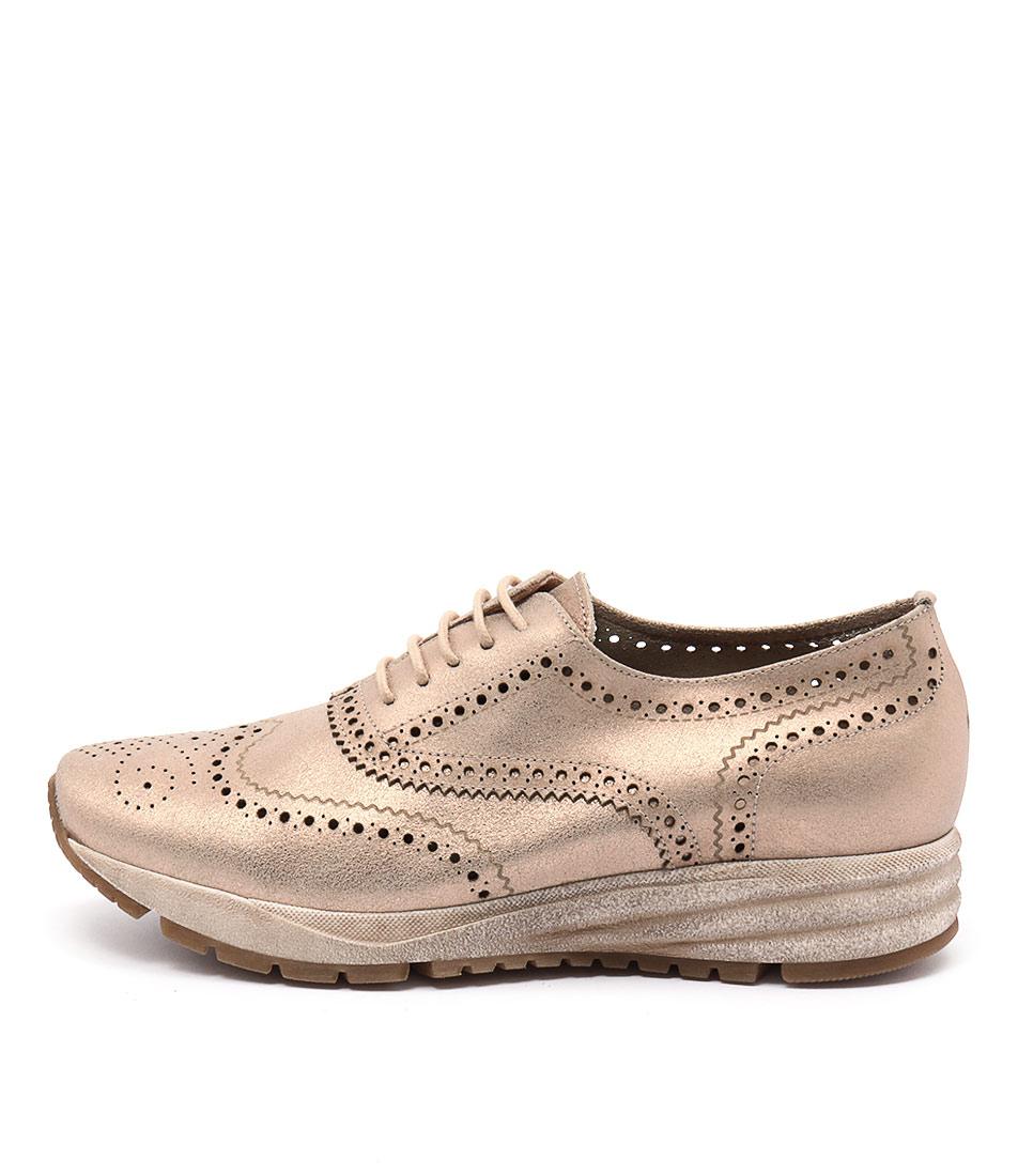 Zensu Dori Salmon Sneakers