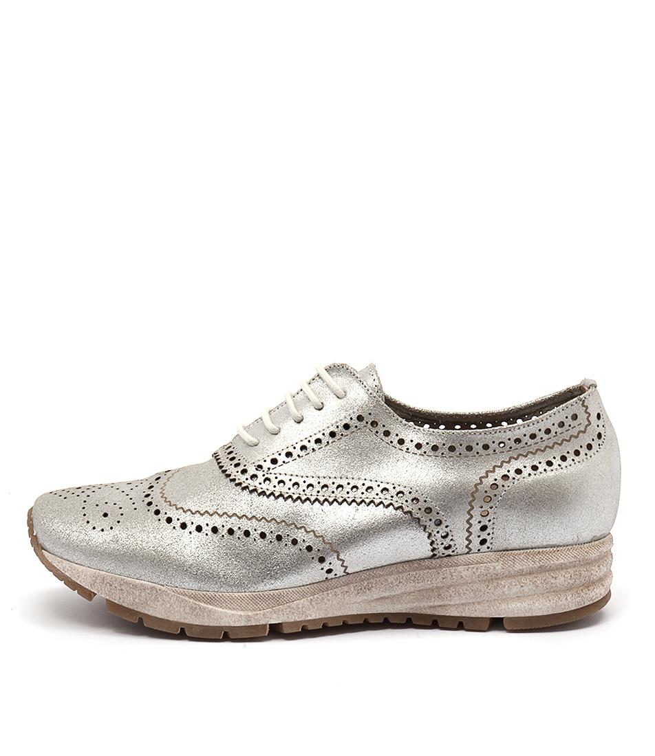 Zensu Dori Silver Sneakers