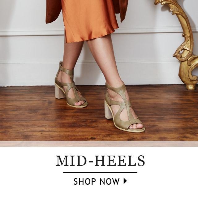 Shop Women's Mid-Heels