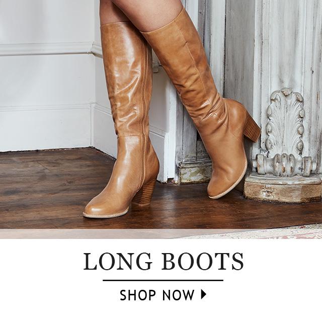 Shop Women's Long Boots